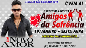 AMIGOS DA SOFRÊNCIA 300