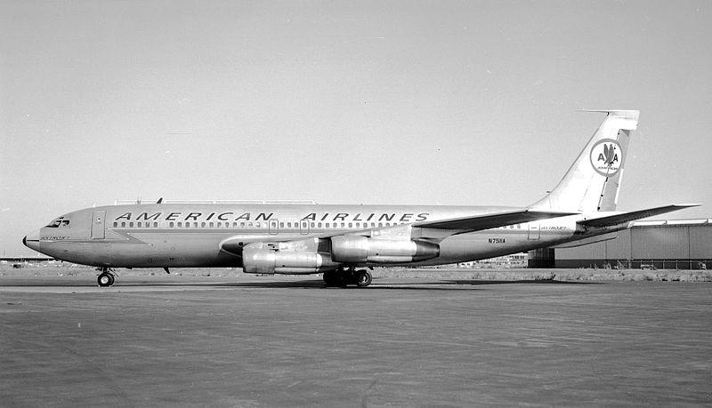 American_Airlines,_Boeing_707-123B,_N7511A