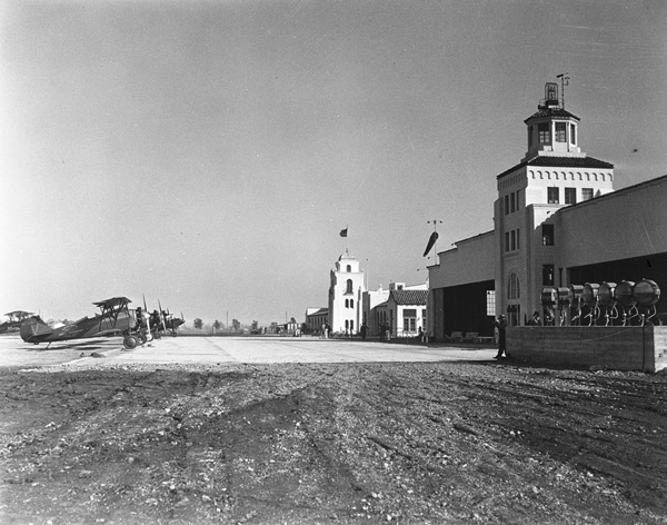 lax 1930