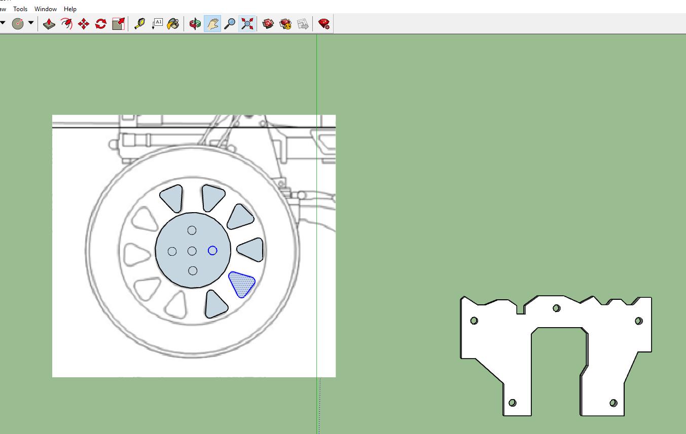 Modelisation d'un Panzerbuche en 3D 18011403411257650