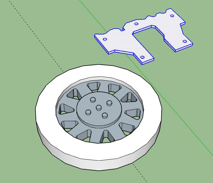 Modelisation d'un Panzerbuche en 3D 180114041438411966