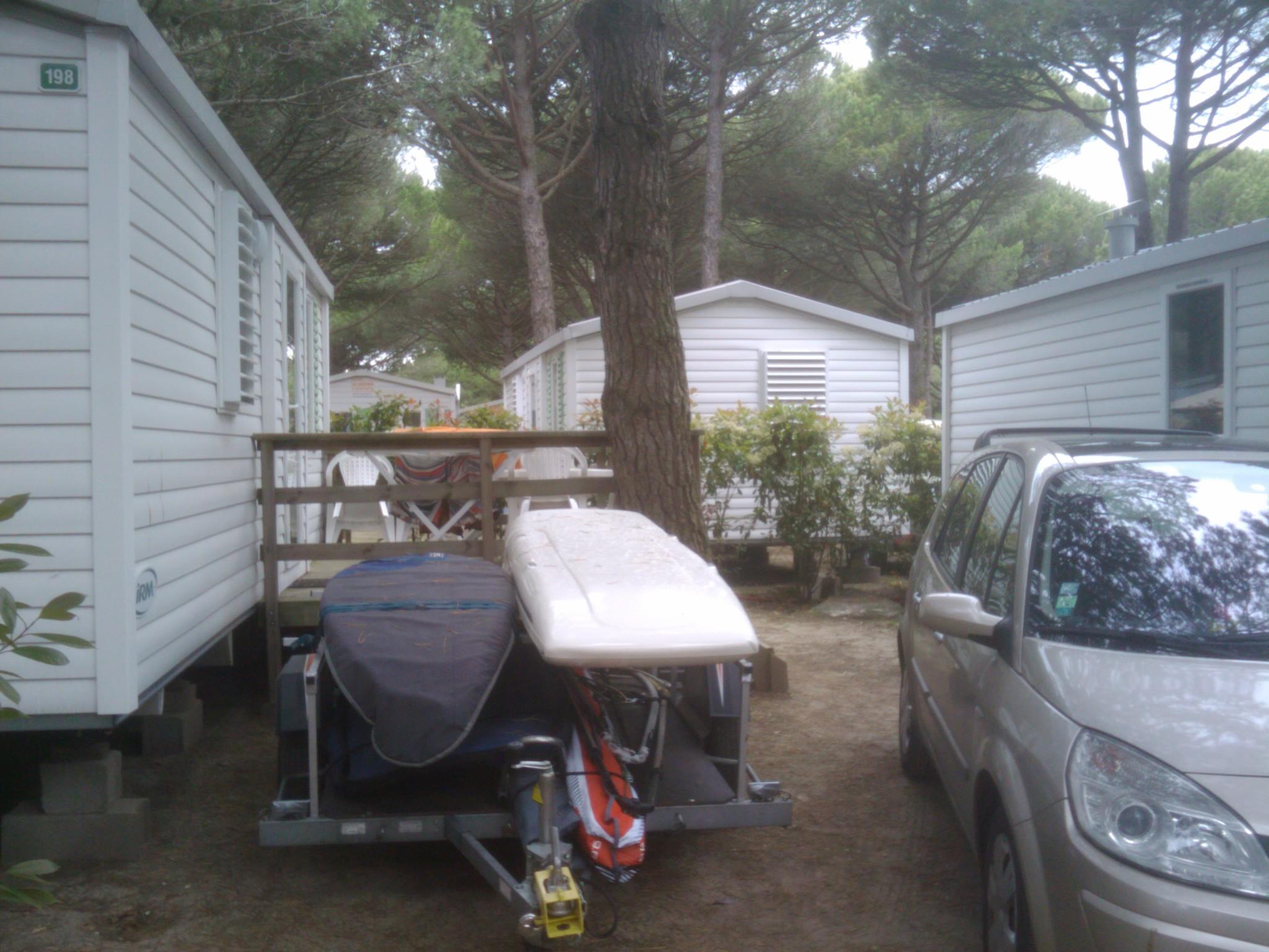 """Vds coffre de toit """"SurfLineBox"""" (windsurf) - [Vendu] 180114071323827832"""