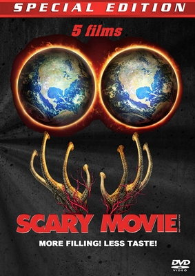 Scary movie Integrale