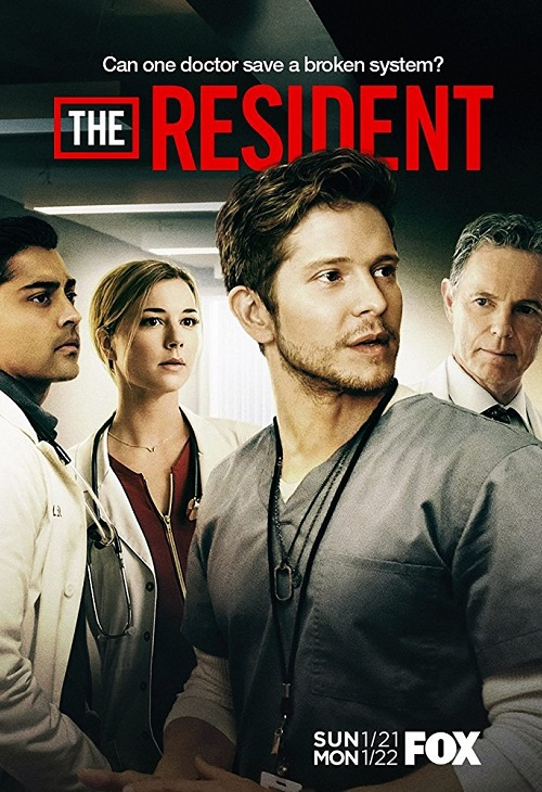 The Resident (2018) {Sezon 01} PLSUB.720p.AMZN.WEBRip.DDP5.1.x264-KiNGS / Napisy PL