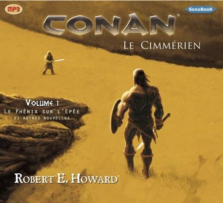 Robert Ervin Howard - Série Conan le Cimmérien (6 Tomes)