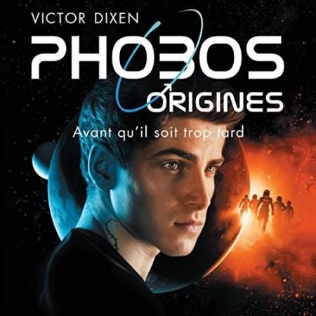 Victor Dixen - Phobos (5 Tomes)