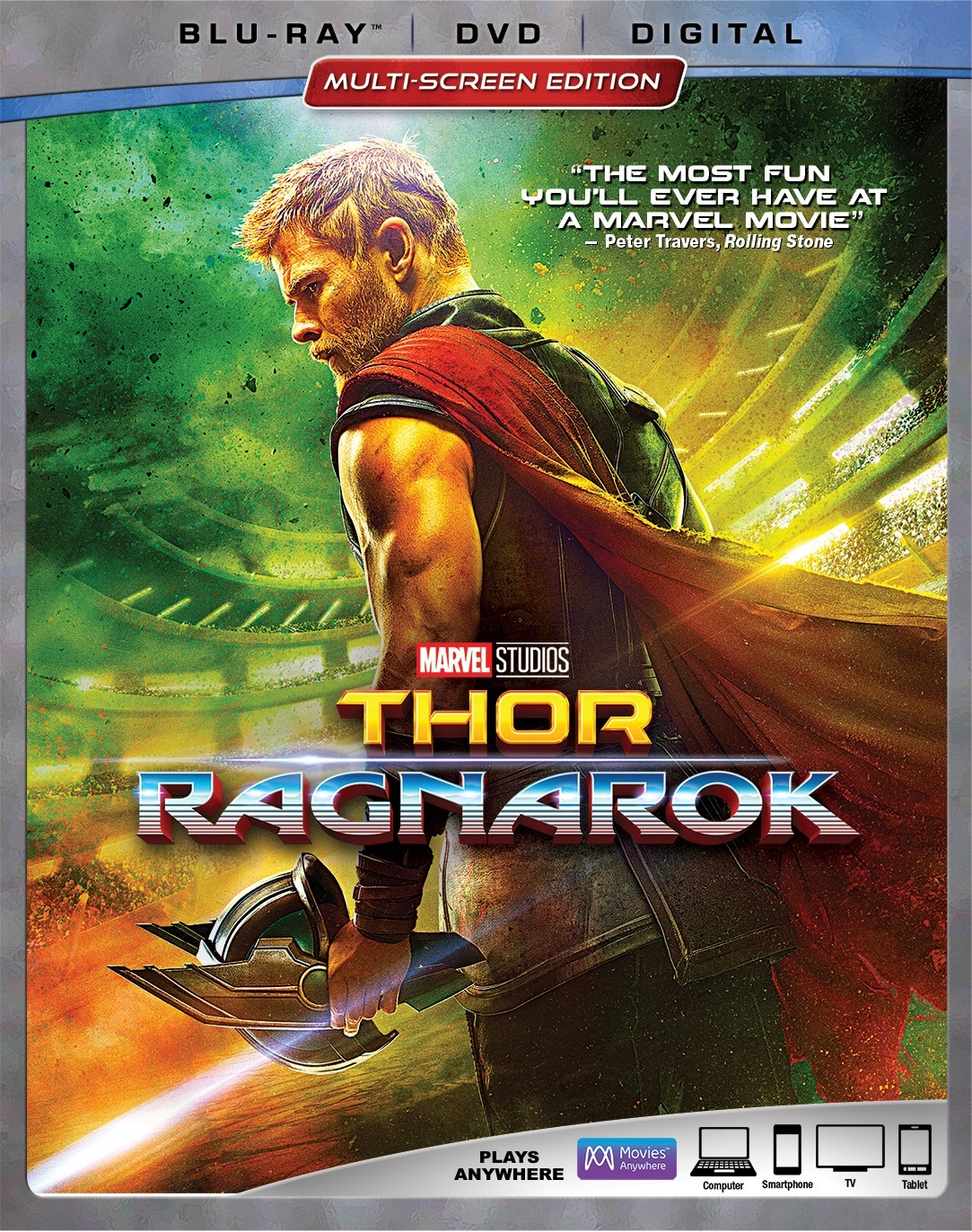 Thor: Ragnarok (2017) poster image