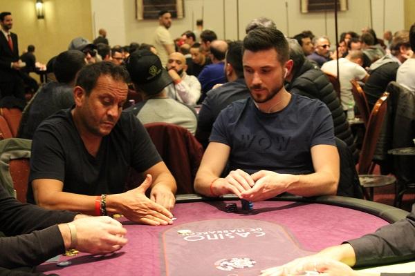 Tournoi de poker dans le nord mark puma poker