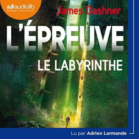 James Dashner - L'Épreuve (3 Tomes)
