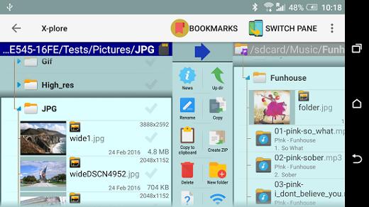 X-plore File Manager v3.99.01 [Donate 180127104535760626
