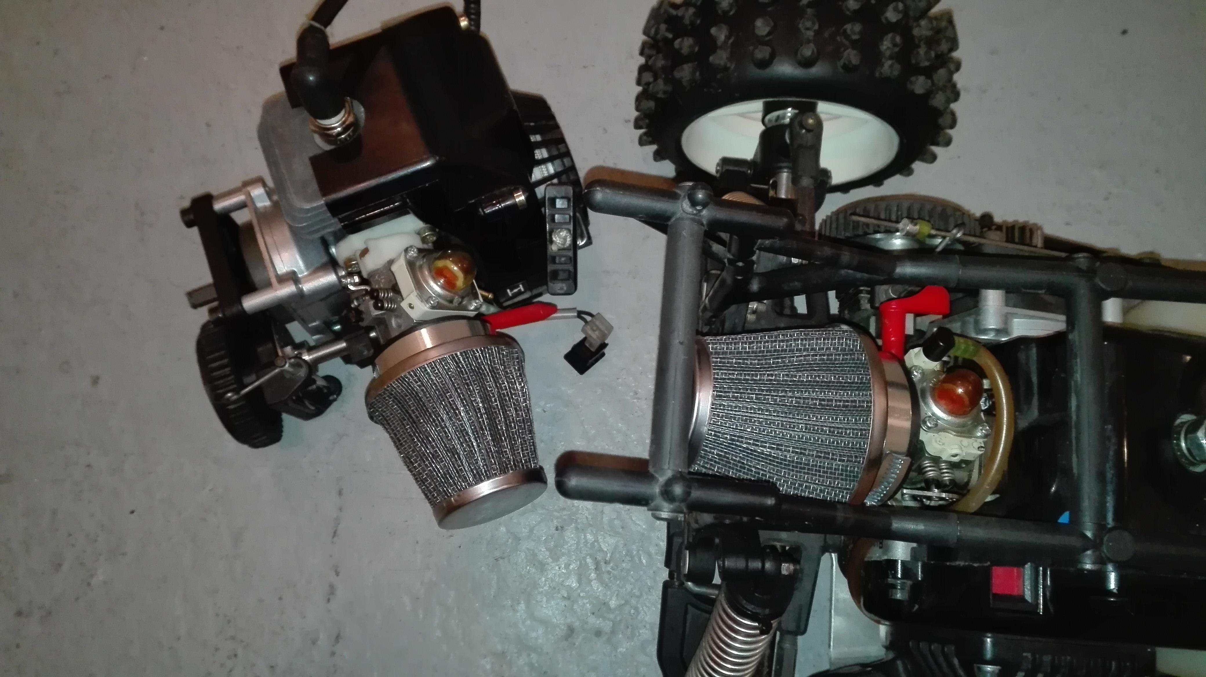 filtre a air genre K&N 180129011314613522