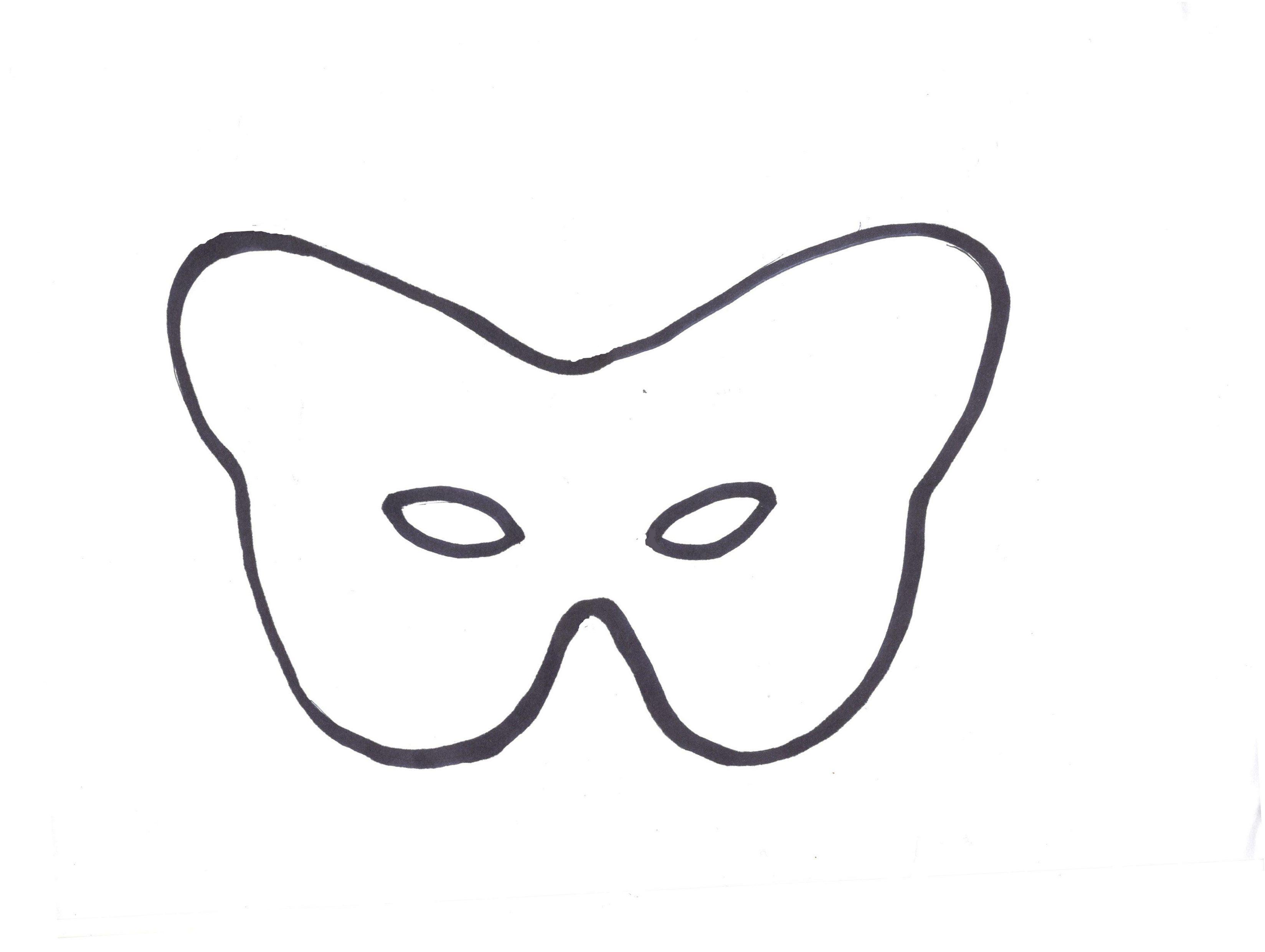 Masque De Carnaval Pour Enfants Bricolages Mardi Gras Magommette