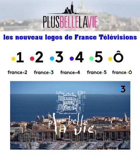 Nouveaux logos pour les chaînes de France Télévisions le 29 Janvier 2018 180129104210129444