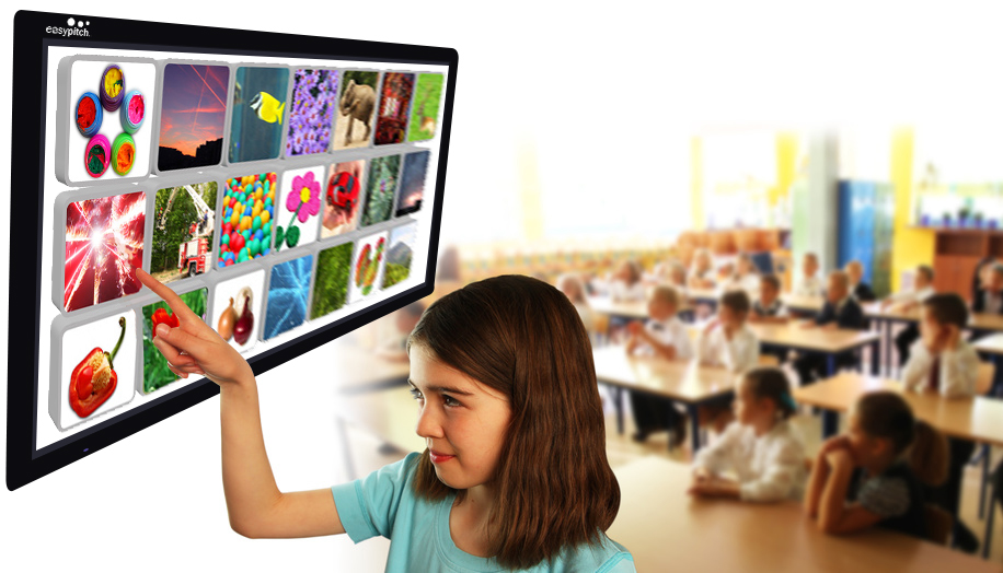 ecran interactif enseignement