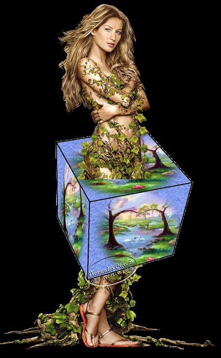 """00 """"Faire un cube décoré,  avec des images ou des photos"""" 180130011555975205"""