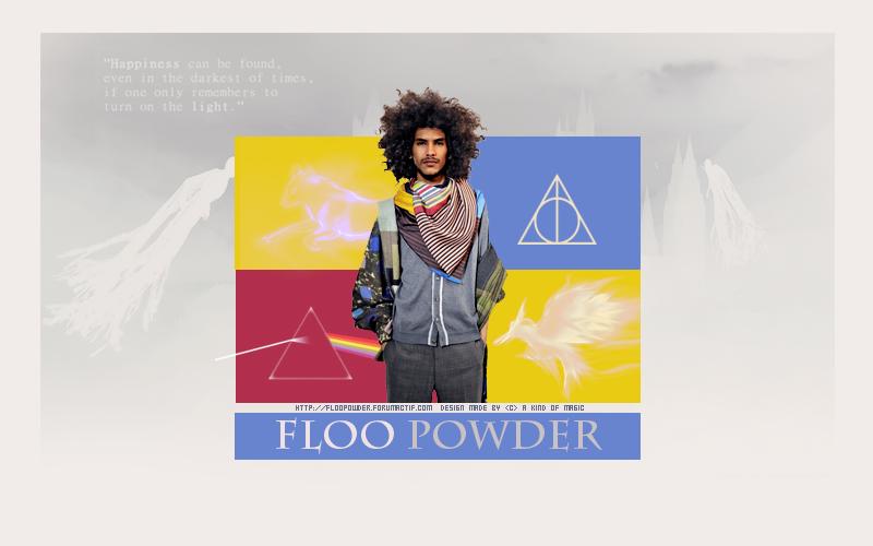 Ϟ FLOO POWDER