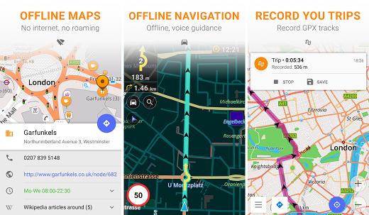 Maps & GPS Navigation OsmAnd+ v3.0.2 [Paid] 180204013257218614