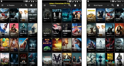 Terrarium TV – Watch All Free HD Movies and TV Shows v1.9.5 [Premium] 180204124719130476