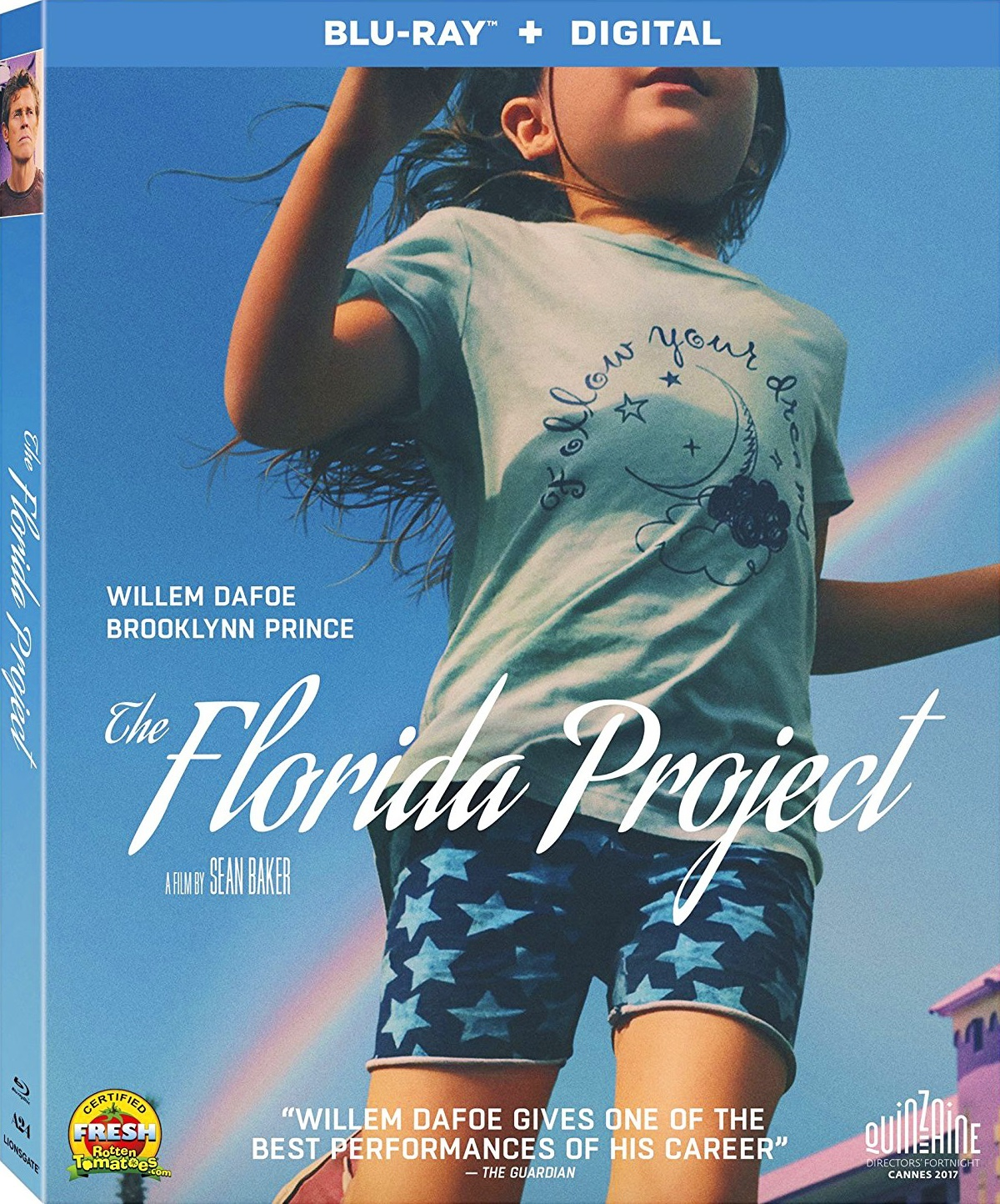 The Florida Project (2017) poster image