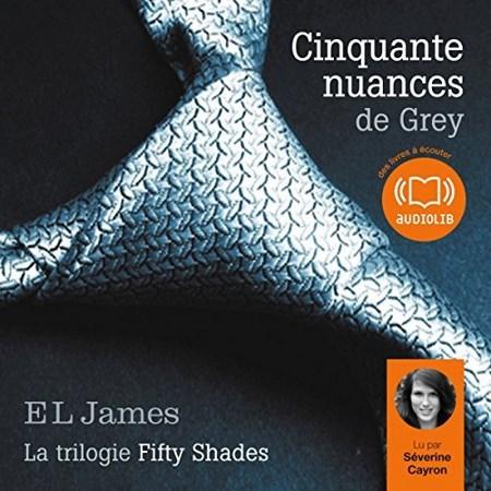 E L James - Série Cinquante nuances (5 Tomes)
