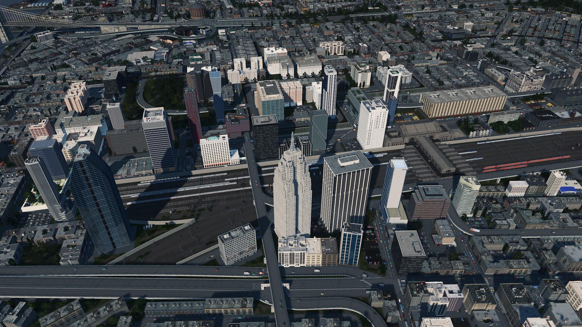 image District économique