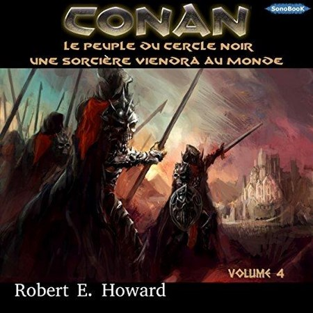 Ebooks Gratuit Audio Robert Ervin Howard Série Conan Le