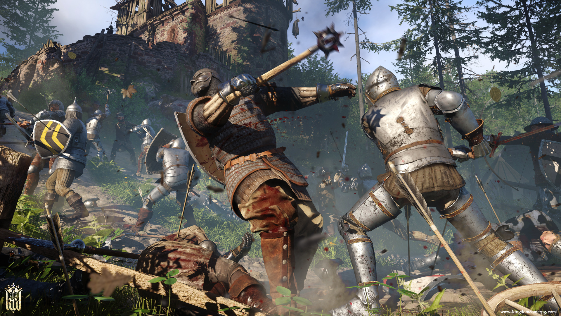 Kingdom Come: Deliverance image 1