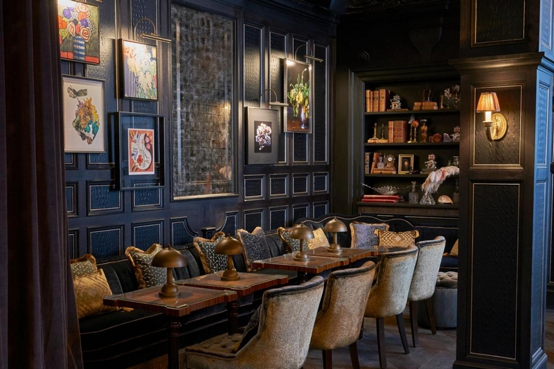 Charles Fitzroy Doll et l'hôtel Russell à Londres 180217030750430393