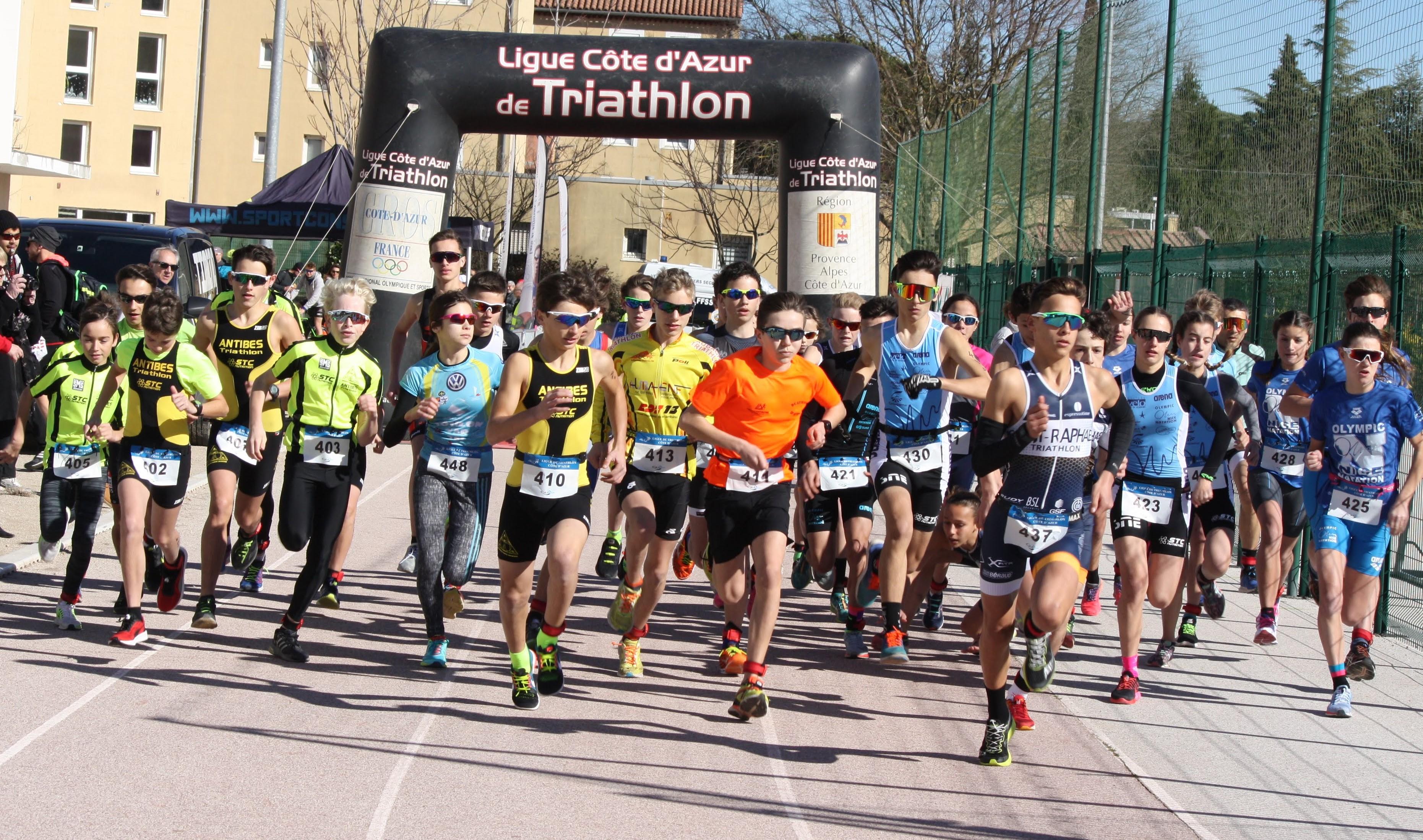 triathlon brignoles 2018