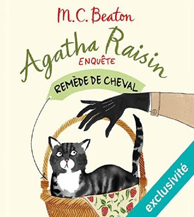 TELECHARGER MAGAZINE M.C. Beaton - Remède de cheval Agatha Raisin 2