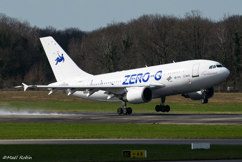 20/02/2018] Airbus A310 (F-WNOV) Zéro G 180221072435832316
