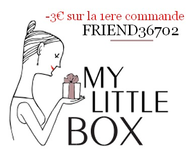 code promo my little box