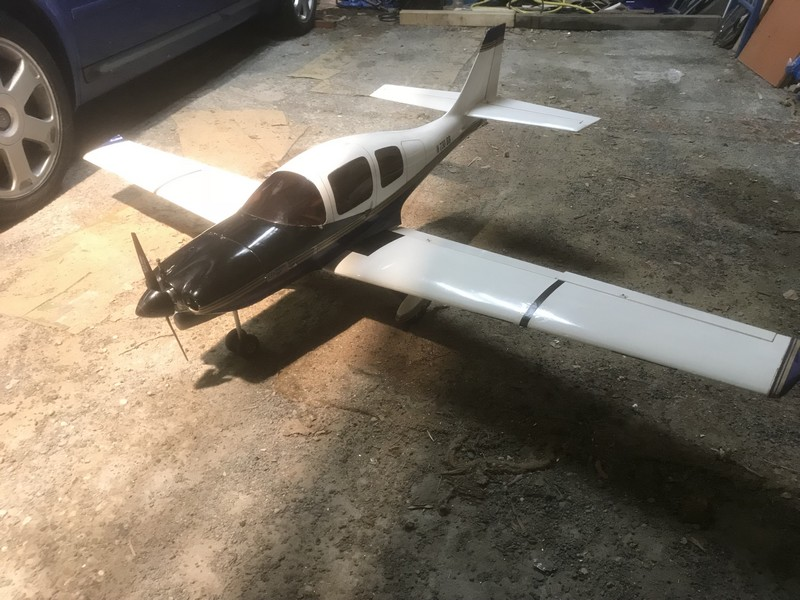 LANCAIR  de chez Great Planes 180222061923973679