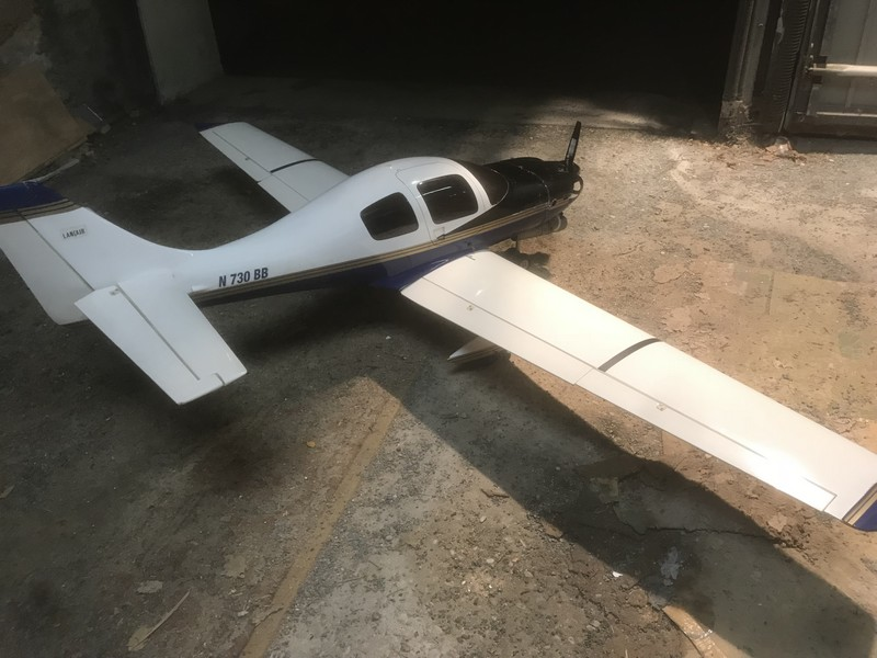 LANCAIR  de chez Great Planes 180222061924935630