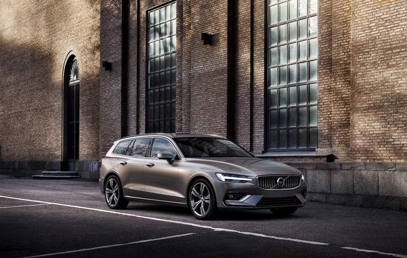 Volvo-V60 new-exterior