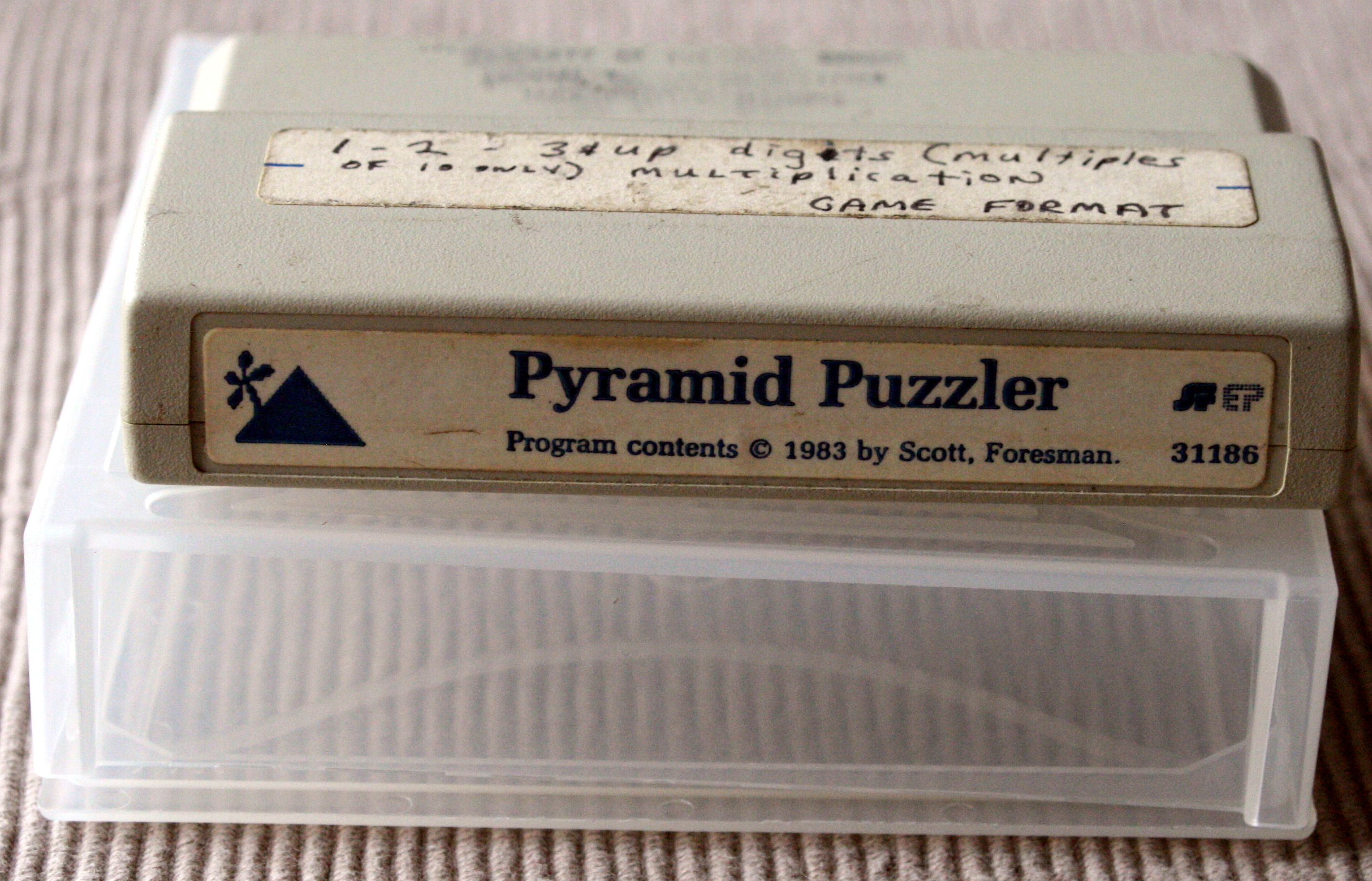 Pyramid Puzzler