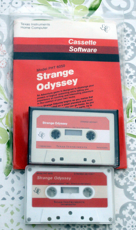 StrangeOdyssey