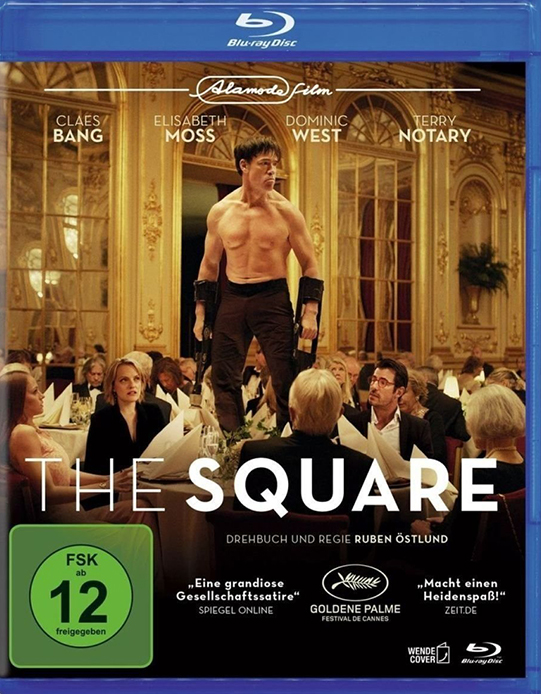 The Square (2017) poster image