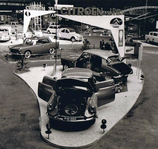1962 Salon de l´Automobile, Montevideo, URUGUAY1
