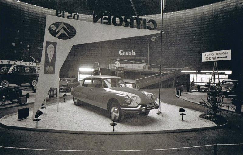 1962 Salon de l´Automobile, Montevideo, URUGUAY3