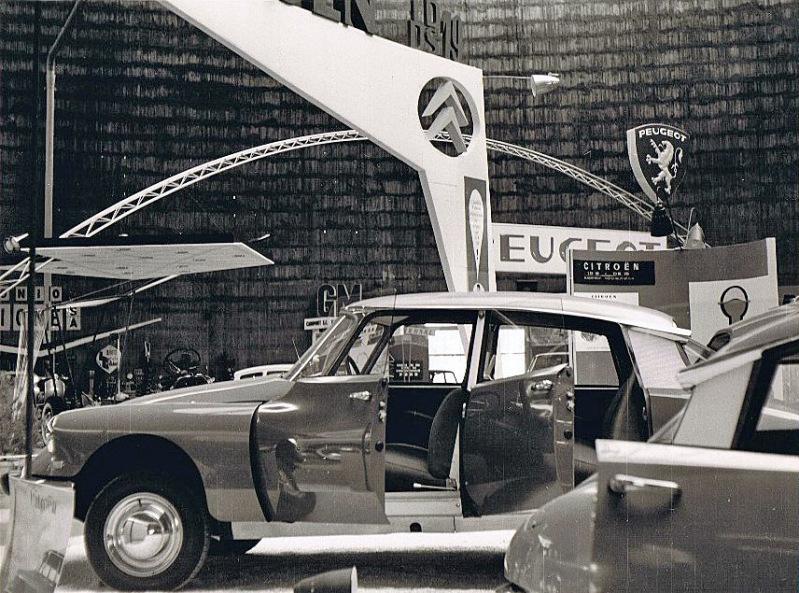 1962 Salon de l´Automobile, Montevideo, URUGUAY4