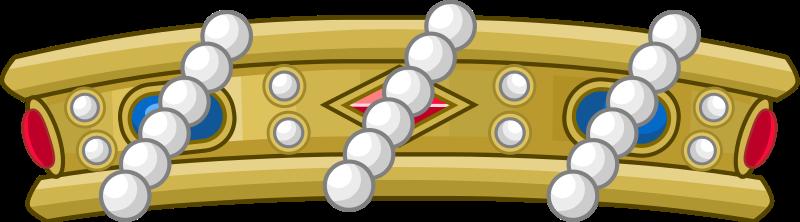 Couronne Baron - Seigneur FR