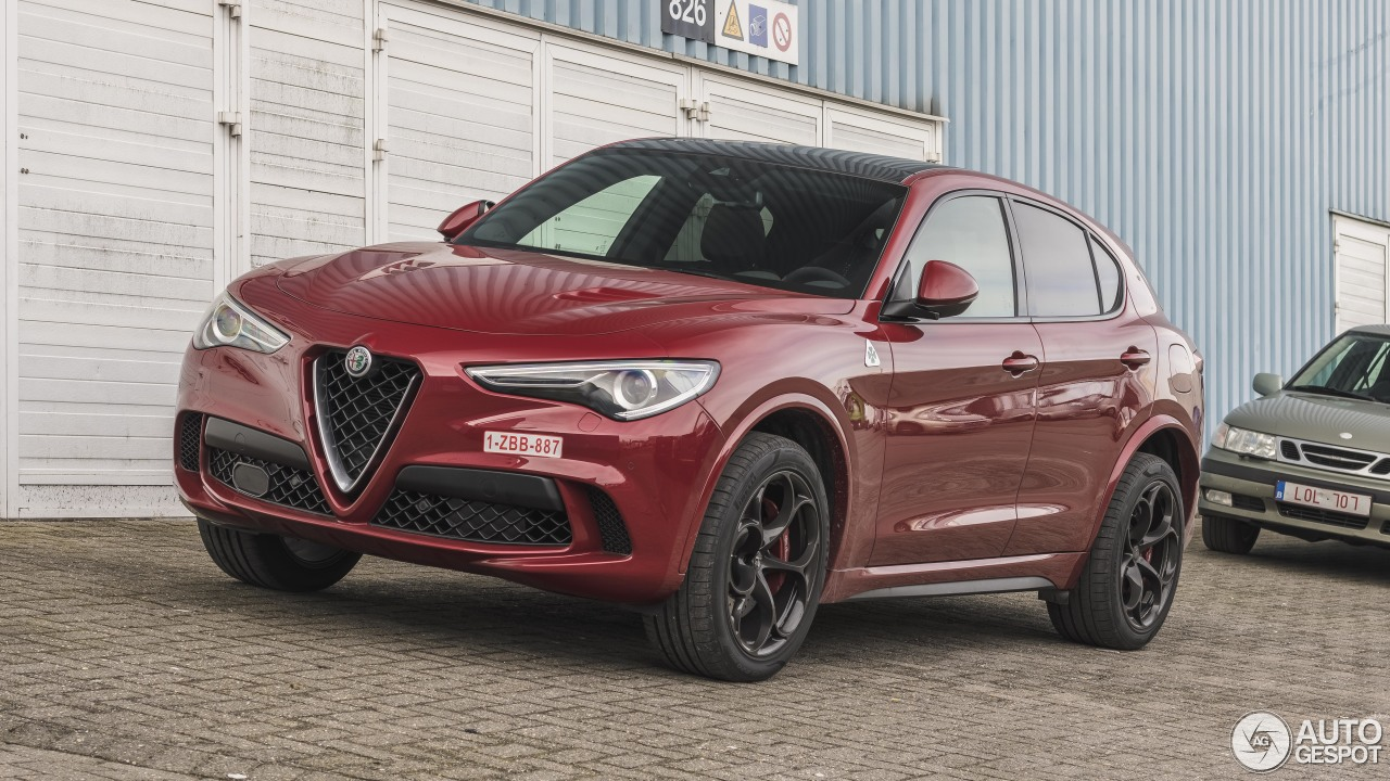 alfa romeo stelvio qv debuts in europe page 2 alfa romeo stelvio forum. Black Bedroom Furniture Sets. Home Design Ideas