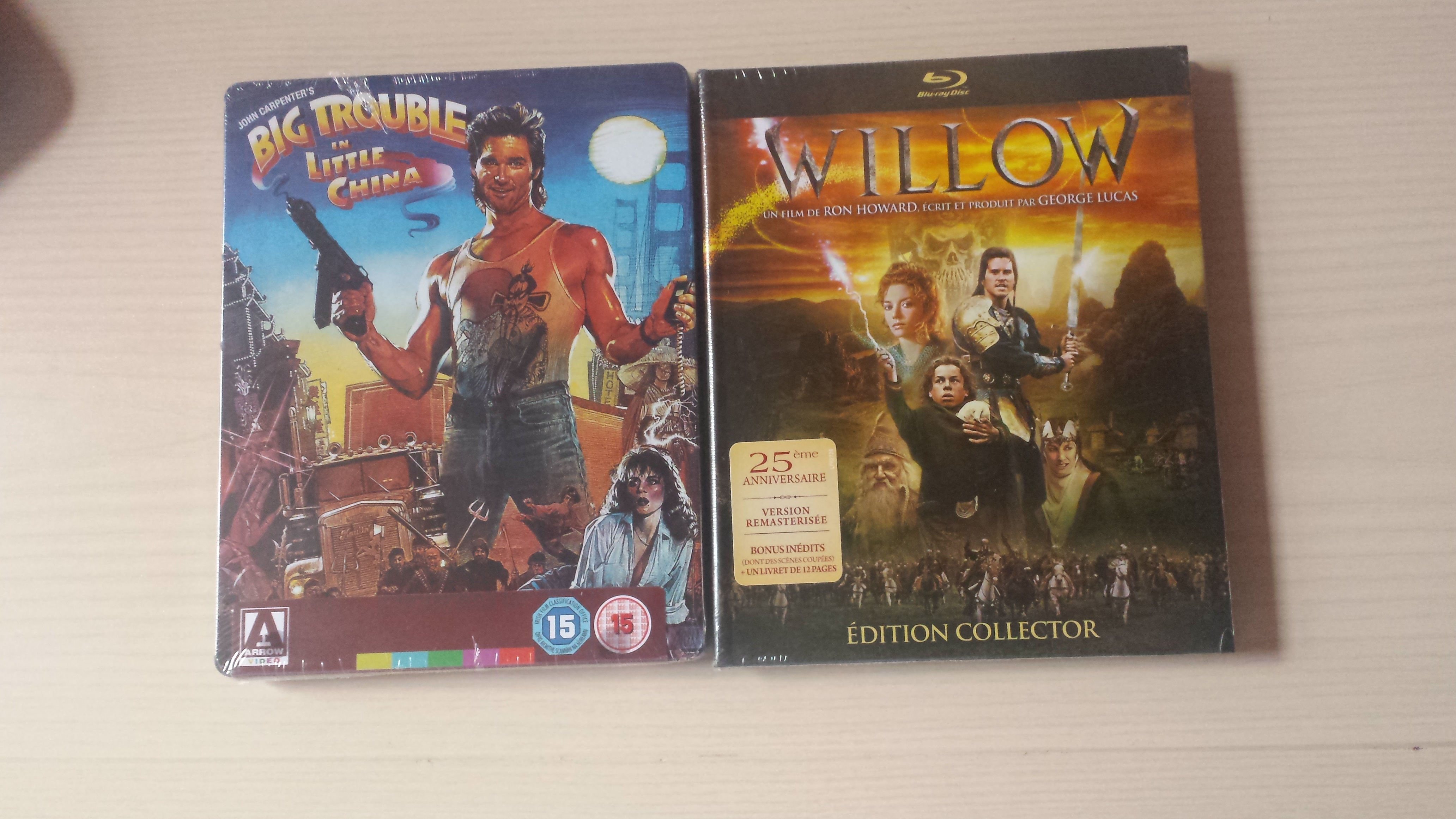 Big trouble in little china Edition Zavvi Exclusive - Page 2 18030212024249206