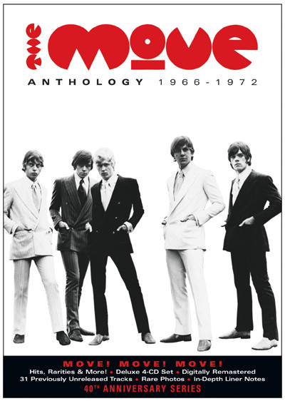 The Move - Anthology 1966-1972 [Disc 1]