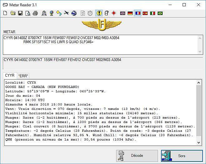 Metar sur Inmarsat 1545 Mhz. 180304052008347816