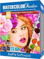 Jixipix Watercolor Studio v1.3.9 180304061720425094