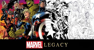 comics marvel legacy