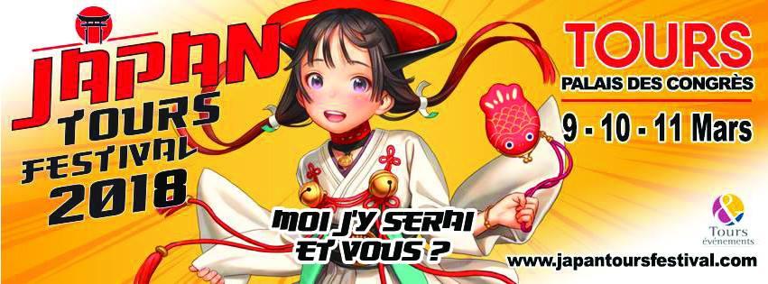 Japan TOURS et Japan EXPO 2018 180305094750559875