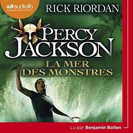 [Livre Audio] Rick Riordan  La mer des monstres (Percy Jackson 2)